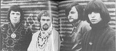 Iron Butterfly  Doug Ingle, Ron Bushy, Lee Dorman, Erik Brann.Lee Dorman, the bassist for Iron Butterfly, died on Dec. 21 at age 70.   (SECOND TO THE RIGHT)