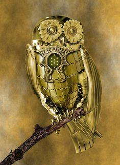Owl Model 2