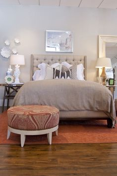 The Cleo Bed