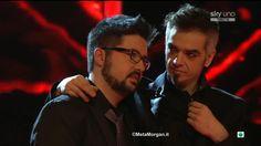 Morgan e Ics a @X Factor Italia - 9^ puntata 07.12.2012