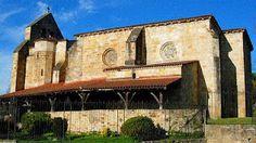 The church of Andra Mari