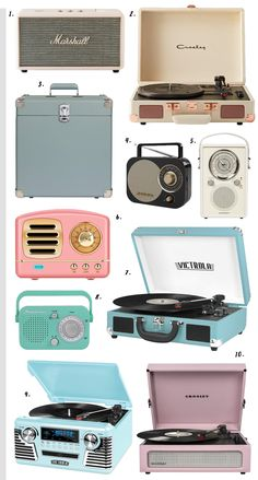 4 Easy Ways to Add Modern Retro Charm to Your Home Love Modern Retro decor? Look no further! Check out 4 easy ways to add Modern Retro charm to your home today - from color, furniture, decor and more. Retro Vintage, Vintage Coca Cola, Retro Fan, Retro Chic, Retro Record Player, Record Players, Victrola Record Player, Crosley Record Player, Checkerboard Floor