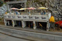"FOR THE ""MAN"" CAVE ----Targa Florio Themed Slot Car Track - Slot Car Illustrated Forum"