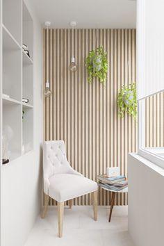 31 Ideas Wood Walls Paneling Bedroom in 2020 Wood Slat Wall, Wood Panel Walls, Wood Slats, Wood Paneling, Panelling, Home Interior, Interior Decorating, Interior Design, Decorating Ideas