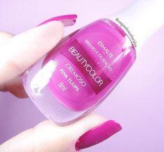 Esmalte Pink Tulipa beauty color