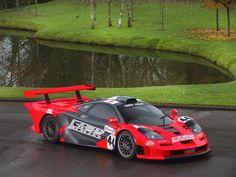 Mclaren Sports Car, Mclaren Cars, Sports Car Racing, Sport Cars, Gt Cars, Race Cars, Le Mans, Ferrari F40, Exotic Cars