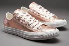 Image result for rose gold converse