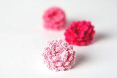 Ravelry: Mini Roses pattern by Tanya Sh