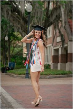 12 Steps to Your Perfect Graduation Outfit | http://www.hercampus.com/style/12-steps-your-perfect-graduation-outfit