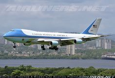 Air Force One @ Puerto Rico