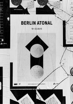 berlin atonal poster - Hľadať Googlom