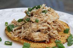 Meal Planning Monday: Sesame Chicken Tostadas