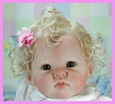 FTDN Reborn Cuddles RuBert Toddler Baby Girl Doll Fairy Tale Delight Nursery   eBay