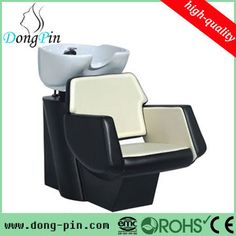 hair saloons shampoo backwash unit in furniture