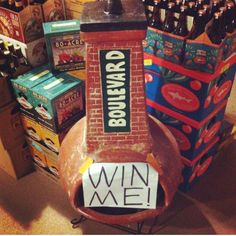 """""""There is two days left to win this awesome chiminea from Boulevard @tastybeverageco ! Go into their store to enter and then be there at 6:30 on Thursday…"""" www.shoplocalraleigh.org/brewgaloo"""