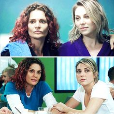 Power couple af?? Power couple af #ballie #wentworth @katejenko @_daniellecormack_