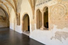 Ptuj Performance Center, Slovenia by ENOTA The Dominican monastery in Ptuj boasts more than 800 years of history, which is, in various degrees of apparentness, expressed in its building structure. The...