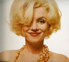 Marilyn Monroe, por Bert Stern, 1962