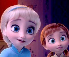 elsa and anna uploaded by padfoot on We Heart It Disney Princess Fashion, Disney Princess Frozen, Disney Princess Drawings, Disney Princess Pictures, Anna Disney, Disney Tangled, Disney Fan Art, Funny Princess, Princess Art