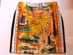 Map of Tassie skirt size 16