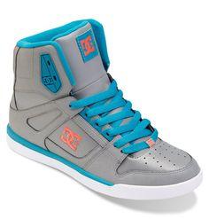 dcshoes Rebound Slim High ADJS100051 - DC Shoes Hip Hop Shoes, Indoor Waterfall, Glass Slipper, Rebounding, Top Shoes, High Tops, Fashion Shoes, Slippers, Slim