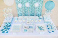 My Little Party Blog. Inspiración para Fiestas: Color azul