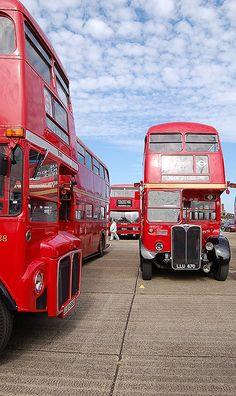 RT & RM Richard Branson, Rt Bus, Dollhouse Miniature Tutorials, Routemaster, Double Decker Bus, Bus Coach, London Bus, London Transport, Vintage London