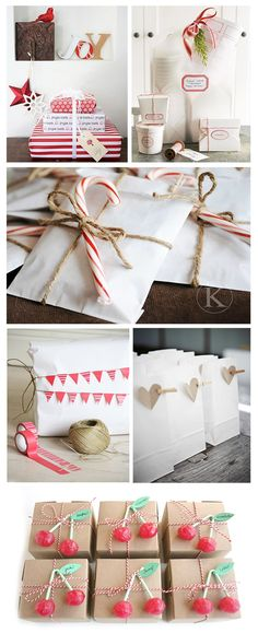 Creative gift wrapping ideas for festive presents Christmas Gift Baskets, Christmas Crafts For Gifts, Christmas Gift Wrapping, All Things Christmas, Craft Gifts, Diy Gifts, Xmas, Creative Gift Wrapping, Wrapping Ideas