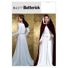 Mccall Pattern B4377 Aa (6-8-10-Butterick Patternnull