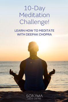Sonima's 10-Day Meditation Challenge –