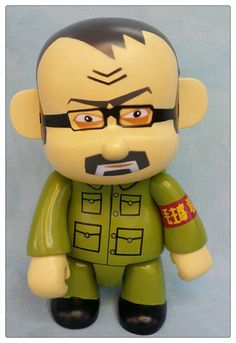 Hot Sale Cheap Toys High Quality PVC Action Figures Bearbrick Dolls 25 Cm Models Toys Brinquedos Qee Original Dj034 #Affiliate