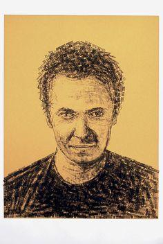 Vik Muniz | Vik | 2003 | Lithograph/screenprint