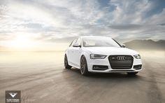 Vorsteiner Audi B8 S4 V FF 102 2 Wallpaper | HD Car Wallpapers