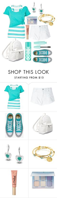 """Last Summer Celebration"" by aharcaki ❤ liked on Polyvore featuring White Label, Diesel, 7 Chi, Bling Jewelry, American Coin Treasures, Too Faced Cosmetics and Anastasia Beverly Hills"