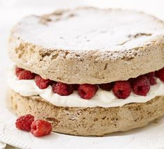 I don't think I'd want off-season raspberries, but there's definite potential with another filling.
