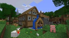 Is 'Minecraft' an imagination stimulator or waste of kids' time?