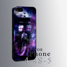 Doctor Who the tardis in space, iPhone case, iPhone 4/4s/5/5s/5c case, Samsung Galaxy s4/s5 case, Samsung Case