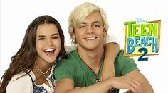 Teen Beach Movie by on We Heart It Disney Channel, Team Beach Movie, Saga, Teen Beach 2, Austin And Ally, It Movie Cast, Ross Lynch, Disney Movies, Other People