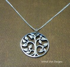 Don't know why but I've always been drawn to Tree of Life necklaces