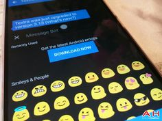 Textras v3.13 Update Is All About Emojis Rolling Out Now #Android #CES2016 #Google