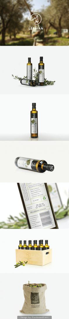 Packaging of the World is a package design inspiration archive showcasing the best, most interesting and creative work worldwide. Beverage Packaging, Bottle Packaging, Food Packaging, Olive Oil Packaging, Object Photography, Packaging Solutions, Logo Design, Graphic Design, Aesthetic Colors