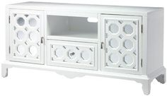 Media console - I love this but don't have enough room for it in my tiny living room.