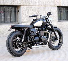 Triumph Bonneville T100 Dandy Bonnie