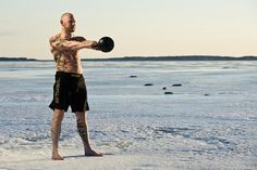 Editor's note: This is a guest post from Pavel Tsatsouline.  The kettlebell swing is the Russian army knife of exercises. What else do you call an exercis