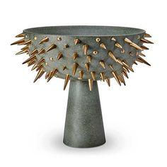 Celestial Bowl on Stand by L'Objet