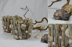 DIY-Teelichthalter in Vintage-Maritim-Look #wohnen #einrichtung #ideen #deko #möbel #schlafzimmer #inspiration #wohnzimmer #living #room #kitchen #filizity