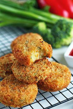 Veggie Croquettes -