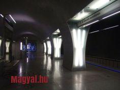 Budapest M4 metró - Budapesti 4-es Metró Budapest