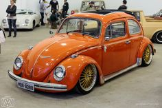 Another great Bug with some fabulous wheels.