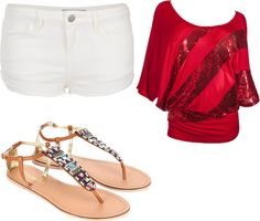 """summer"" by kylieboobug on Polyvore"